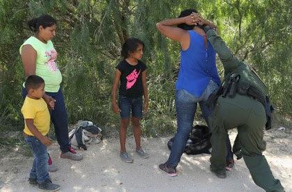 AFP escenas separación madres hijos frontera.jpg