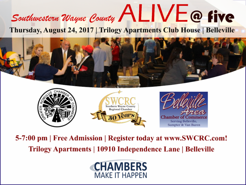 ALIVE @ 5 @ Trilogy Apartments Club House | Belleville | Michigan | United States