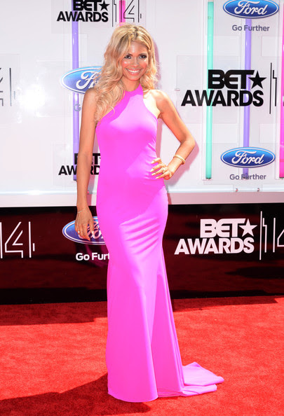 Actress Jennifer Freeman attends the BET AWARDS '14 at Nokia Theatre L.A. LIVE on June 29, 2014 in Los Angeles, California.