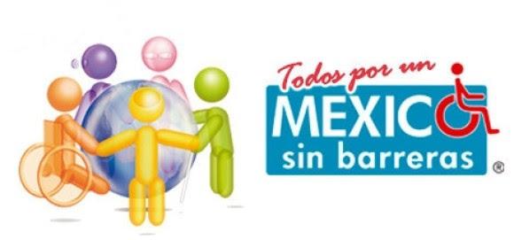 Logo de Todos Por un Mexico sin Barreras