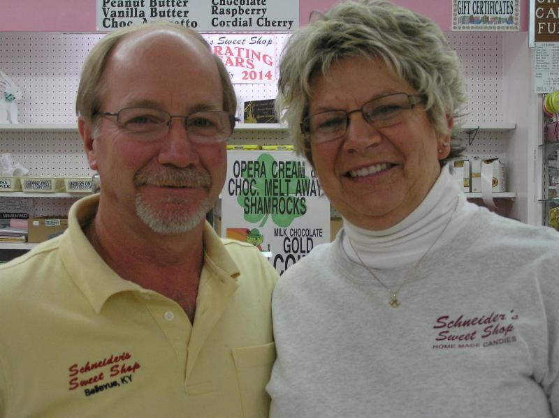 Jack and Kathy Schneider