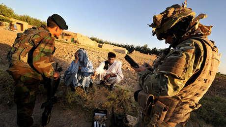 Desaparece misteriosamente el video de una matanza cometida por las fuerzas especiales del Reino Unido en Afganistán