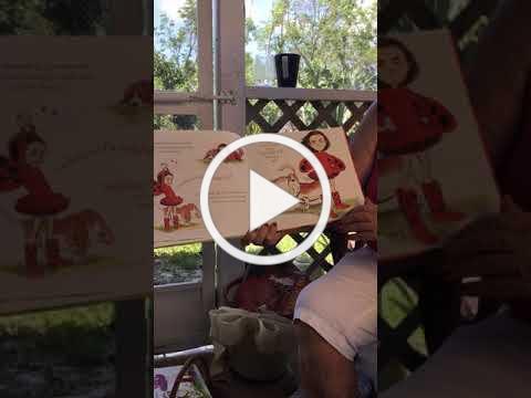 Ms Kay's Story Time; 'The LadyBug Girl'