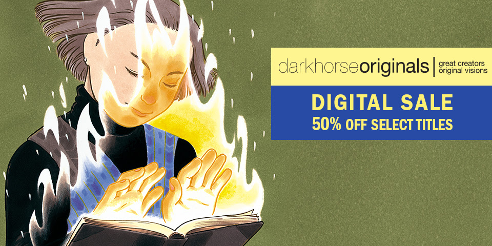 Dark Horse Originals Digital Sale