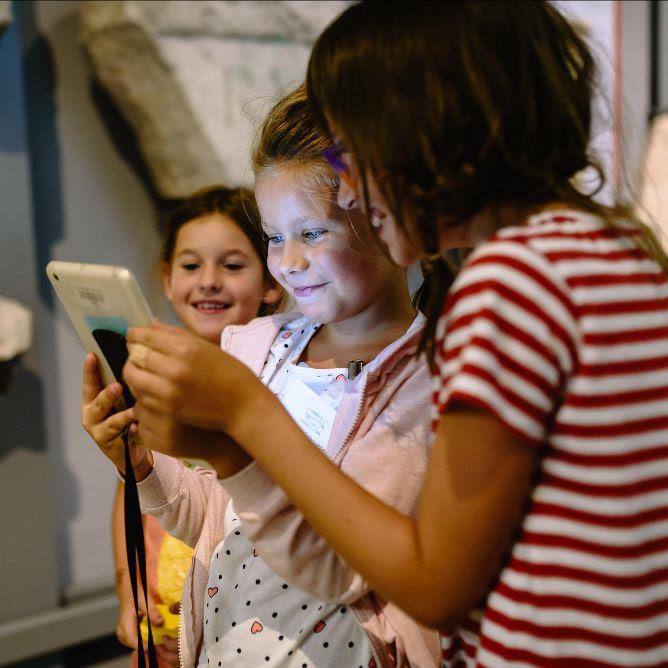 NMSL – Muzejska matineja: šola od doma v muzeju (PRESS)