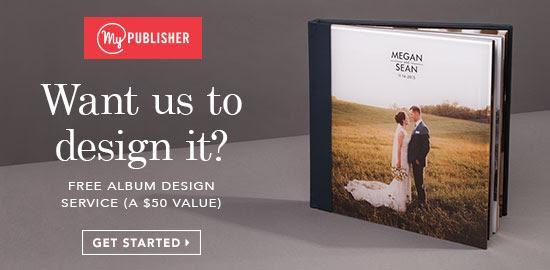 Free Album Design Service