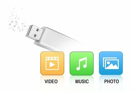 Access Your Favourite Content Via USB