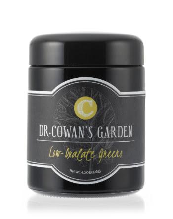 Dr Cowan's Garden Low-Oxalate Greens Powder