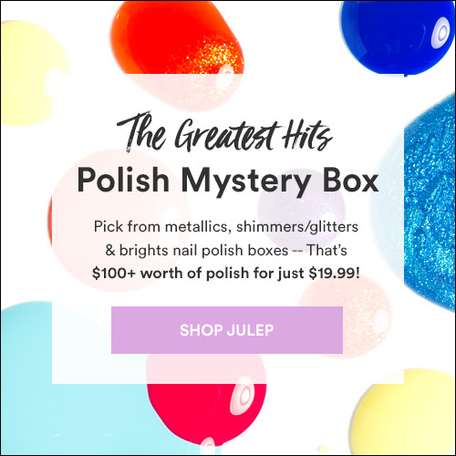 Greatest Hits Polish Mystery Box