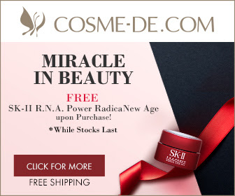 Miracle In Beauty: Free SK-II R.N.A. Power Radical New Age upon Purchase!*While Stocks Last.Click for more!