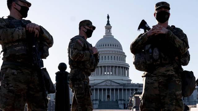 Câmara dos EUA cancela sessão após ameaça de novo ataque
