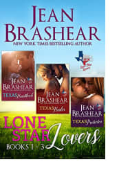 Lone Star Lovers: Books 1–3 by Jean Brashear