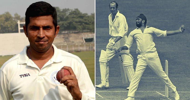 Ashutosh Aman broke the record of Bishan Singh Bedi's 64 wickets in a single season of Ranji.Trophy