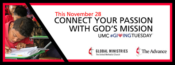 UMC #GivingTuesday