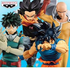 NEW BANPRESTO