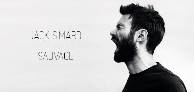 """Jack Simard, chanson, nouvel album """"sauvage"""" et en tournée en 2019"""