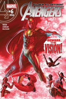 All-New, All-Different Avengers #6