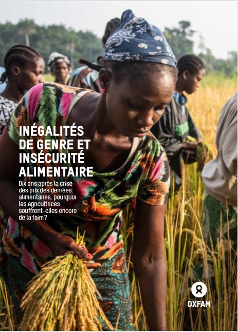 La faim dans le monde s'aggrave, surtout pour les femmes