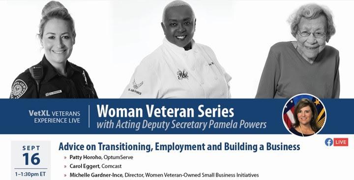Women Veterans Series