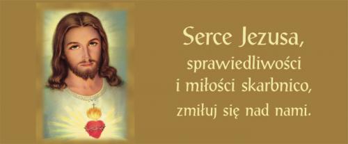 23 czerwca – Uroczystość Najświętszego Serca Pana Jezusa ...