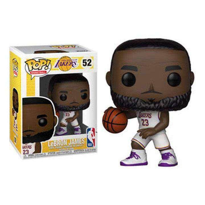 Image of Pop! NBA: Lakers - LeBron James - FEBRUARY 2019