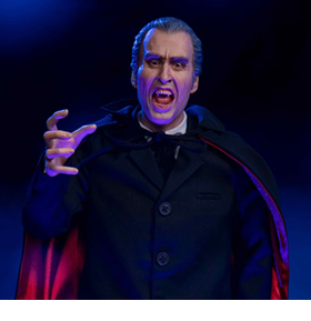 Scars of Dracula Count Dracula (Ver. 2.0) Deluxe 1/4 Scale Statue
