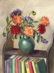 P.M. Evans - Original Mid 20th Century Watercolour.