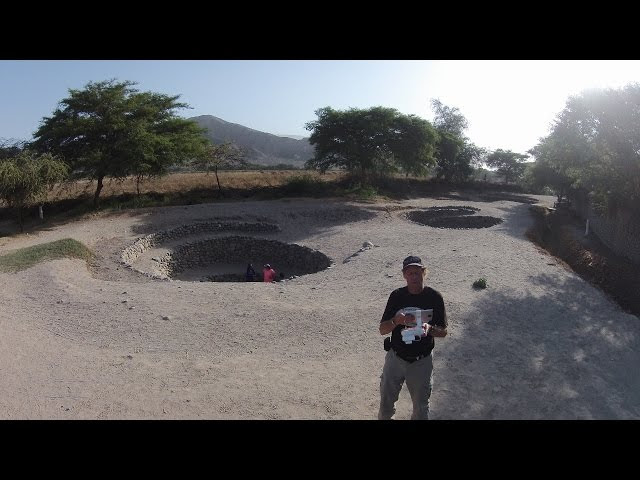 The Mysterious Ancient Puquio Wells Of Nazca In Peru  Sddefault