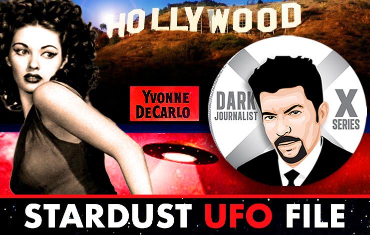 Dark Journalist: Yvonne De Carlo The Hollywood Stardust UFO File! Stardust2