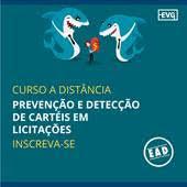 Curso EAD - Prevenção e Detecção de Cartéis em Licitações