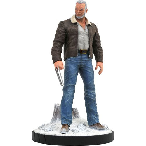 Image of Marvel Premier Collection Old Man Logan Statue - JANUARY 2021