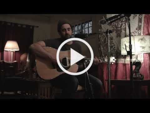 """Tommy Alexander - """"Too Many Miles"""" (Live at Blue Rooms Studios)"""