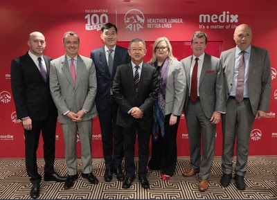 AIA Menyepakati Kemitraan Regional Asia Pasifik Eksklusif bersama Medix