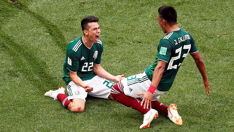 El gol de 'Chucky' provoca un sismo en México (¡y no es broma!)