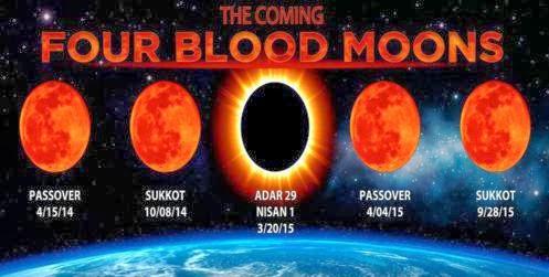 4 blood moons LUAS DE SANGUE fim dos tempos 2014 2015 final end world_497x251