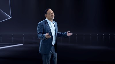 Dr. Robin Zeng, founder and chairman of CATL