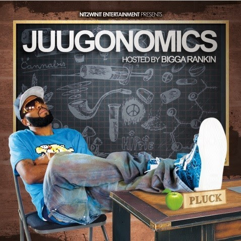 Pluck - Juugonomics cover