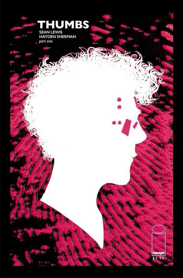 THUMBS #1 cover art
