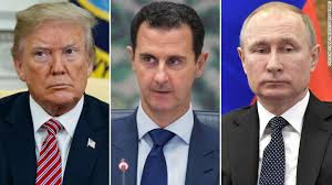 Q Anon: Putin Predicts Global Chaos if Syria Was Struck Again - Did Trump Betray Us? No - Decode of Q-Drop (Video)