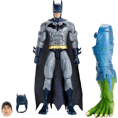 Image of DC Multiverse Wave 12 - Dick Greyson Batman Action Figure (BAF Killer Croc)