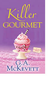 Killer Gourmet by G.A. McKevett