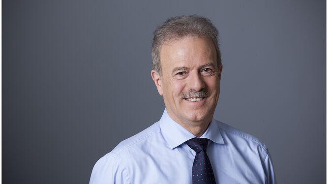 Manuel Campo Vidal Presentador Gala