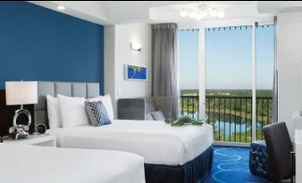 B Resort Sleeping Room Photo