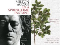 Celebrating Milton Acorn and Raymond Souster during National Poetry Month