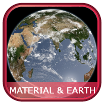 MATERIAL & EARTH SIENCE APPLICATIONS