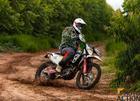 Fabricio Bianchini foi o mais rápido neste sábado entre as motocicletas (Virginio Cruz / Photo Action)