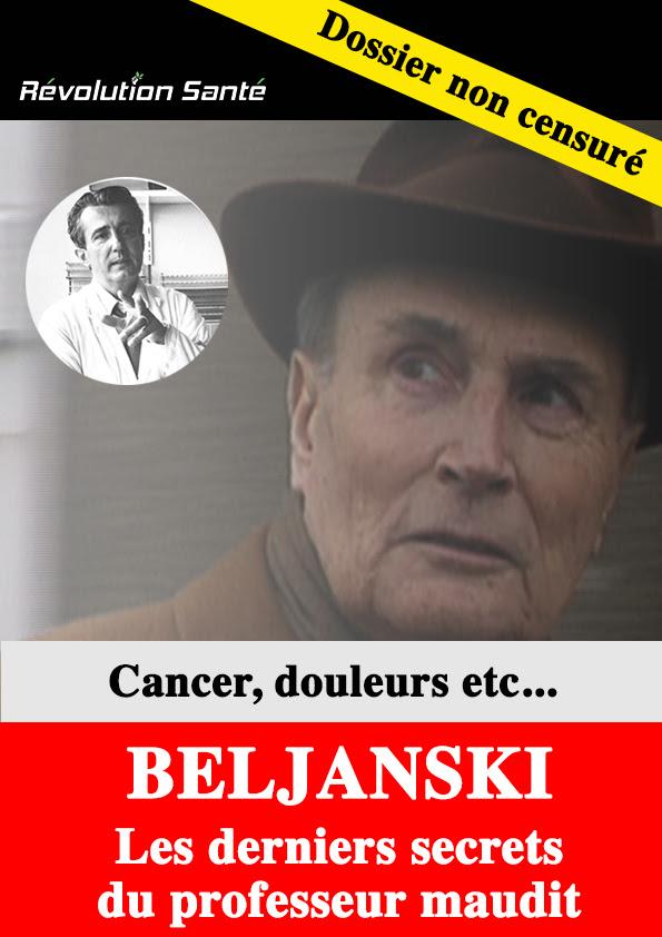 Couverture - enquête Bejjanski Les derniers secrets du professeur maudit