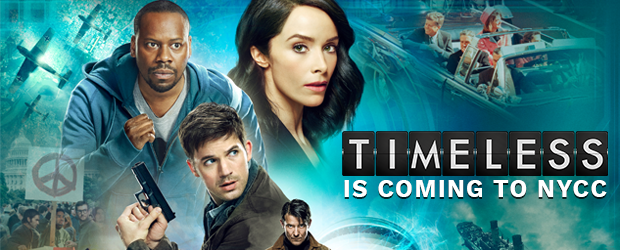 Timeless is coming to NYCC