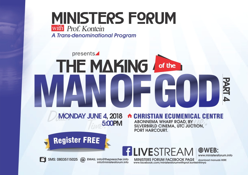 Ministers Forum June 2018