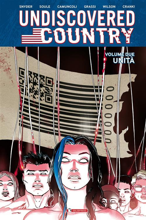 UNDISCOVERED COUNTRY 2 - UNITA\'